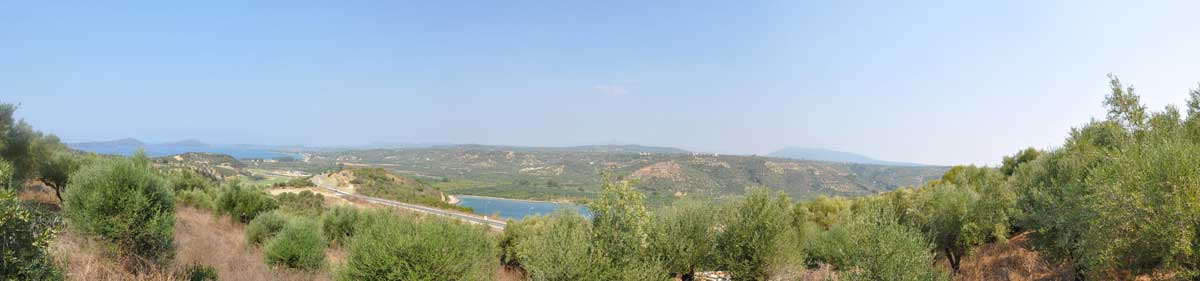 Karampatsos - Real Estate - Construction - Navarino Bay - Over the Lake - Pilos