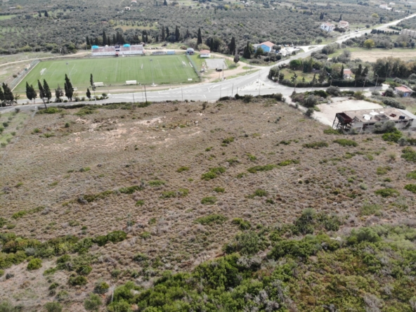 Plot at Methoni stadium
